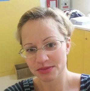 Frau Christina Lamprecht: Sekretariat Topencenter Süd